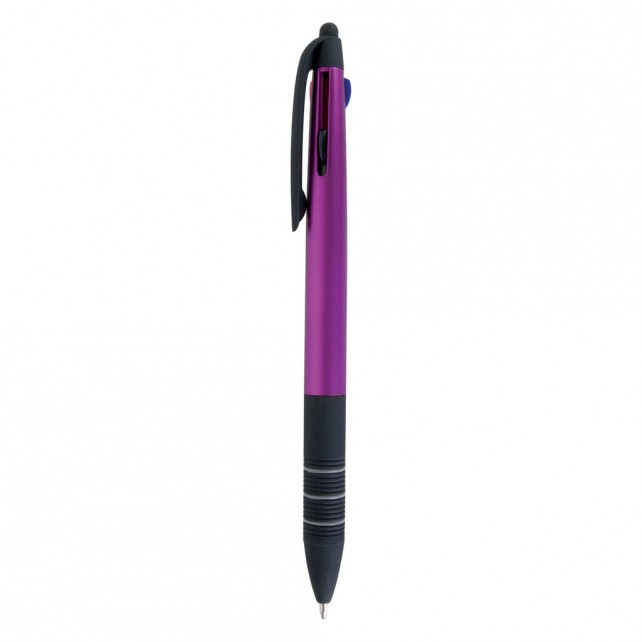 STYLO BILLE STYLET 3 COULEURS